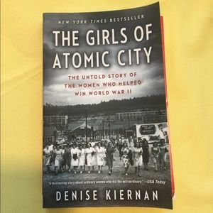 The Girls of Atomic City Book